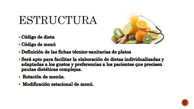 Dieta basal y terap uticas for Dieta definicion