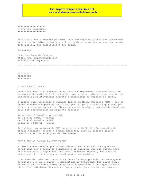 Este arquivo compõe a coletânea STC www.trabalheemcasaoverdadeiro.com.br -------------------------------------------------...