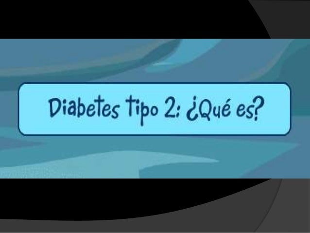 Diabetes mellitus tipo