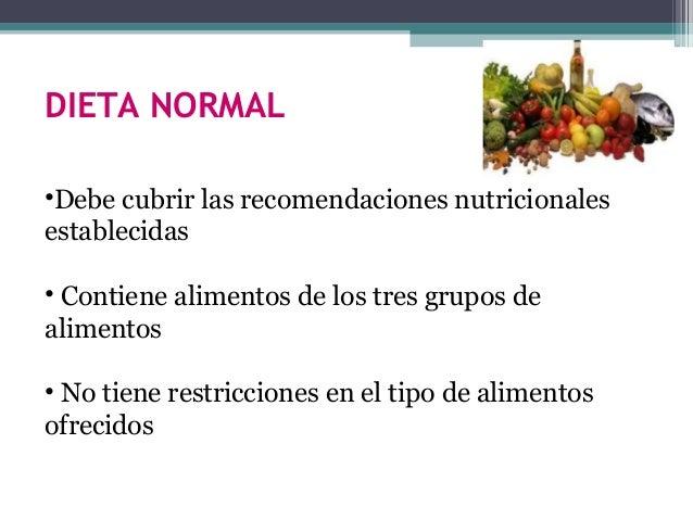 Dieta hospitalaria