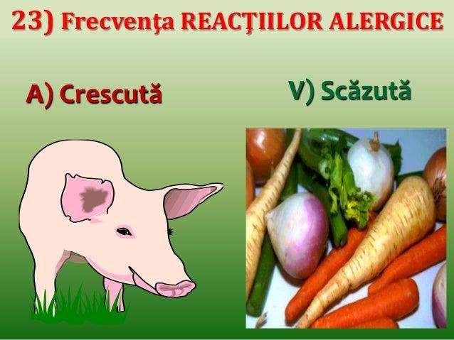"""28) """"Arderea"""" şi eliminarea proteinelor  A) Se face preponderent spre  acid oxalic şi uric (greu  eliminabile şi greu solu..."""