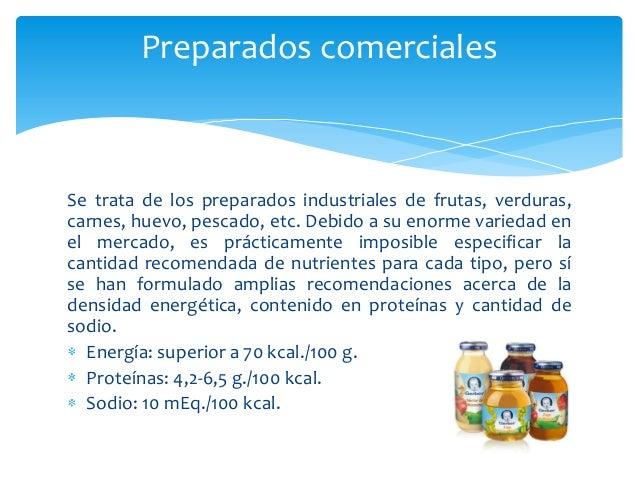 Dieta licuada, dieta hiposódica y dietas complementarias
