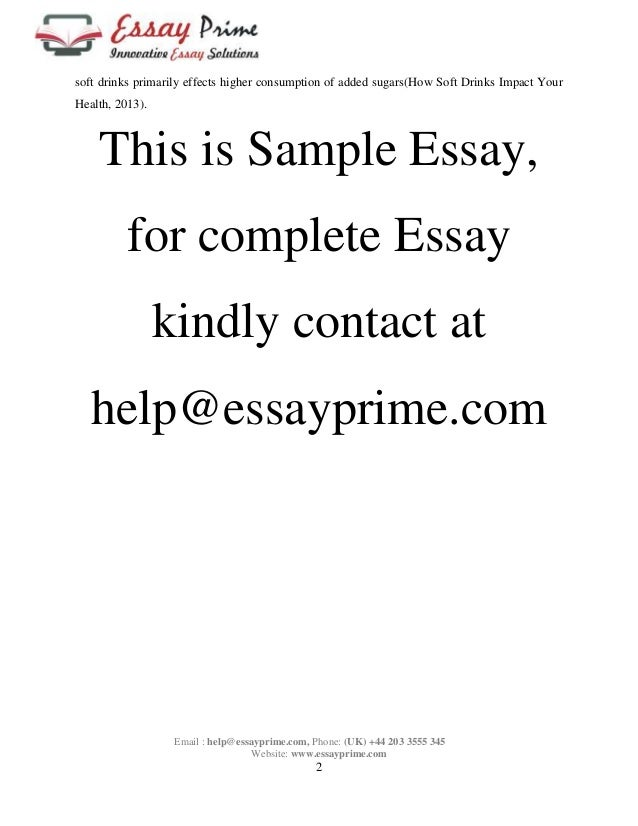 English Essays Book  Essay About Science also Example Of English Essay Diet And Health Essay Sample Essays For Kids In English
