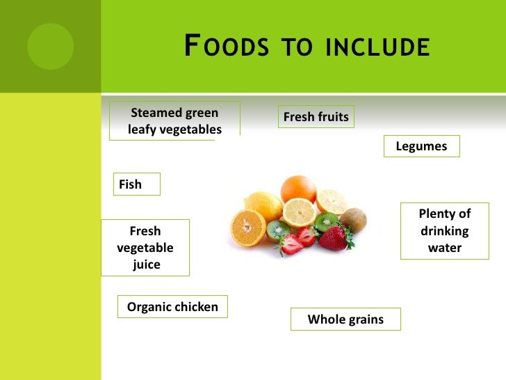 Hepatitis E Patient Diet Chart - Diet in liver disease ...