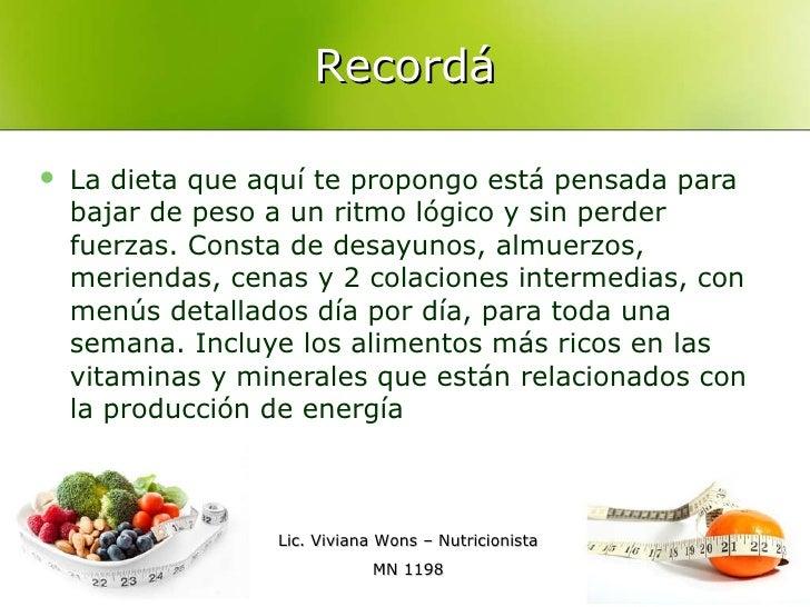 Para adelgazar proteinas o carbohidratos como bajar de - Alimentos para perder peso ...
