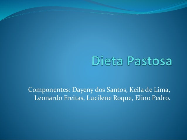 Componentes: Dayeny dos Santos, Keila de Lima, Leonardo Freitas, Lucilene Roque, Elino Pedro.