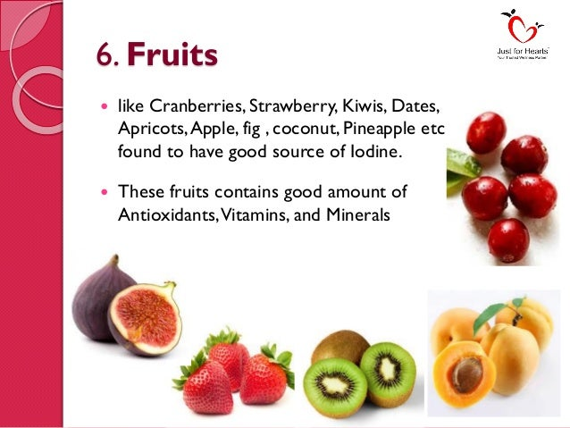 Vegetables Containing Iodine Top 10 dietary sources of iodine these fruits contains good amount of antioxidantsvitamins and minerals 10 workwithnaturefo