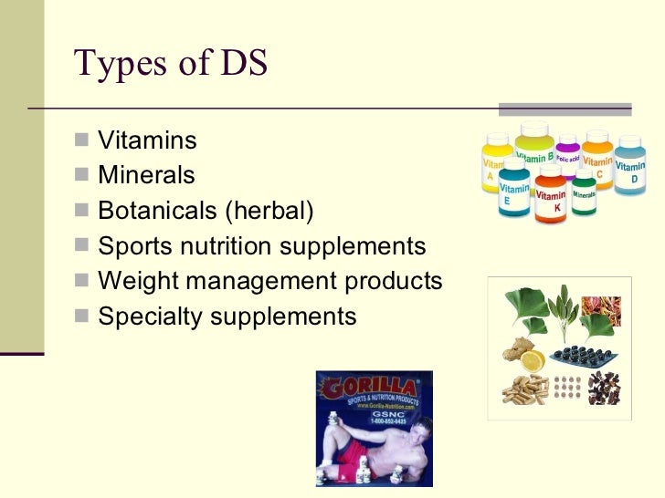 Everyone needs dietary supplements essay