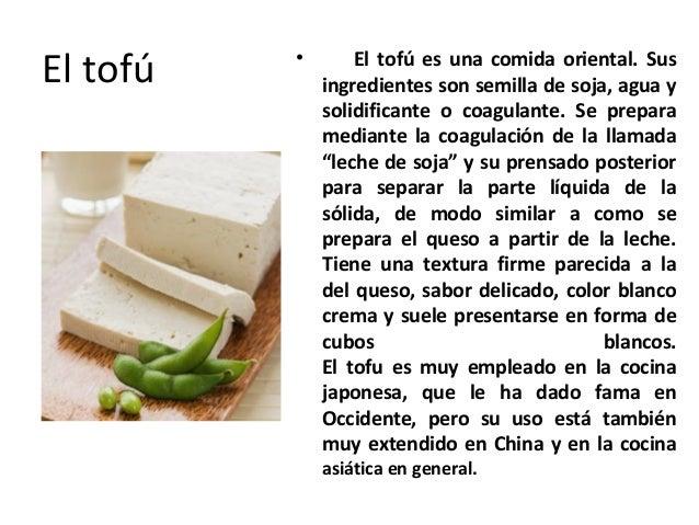 Dietas - Como se cocina el tofu ...