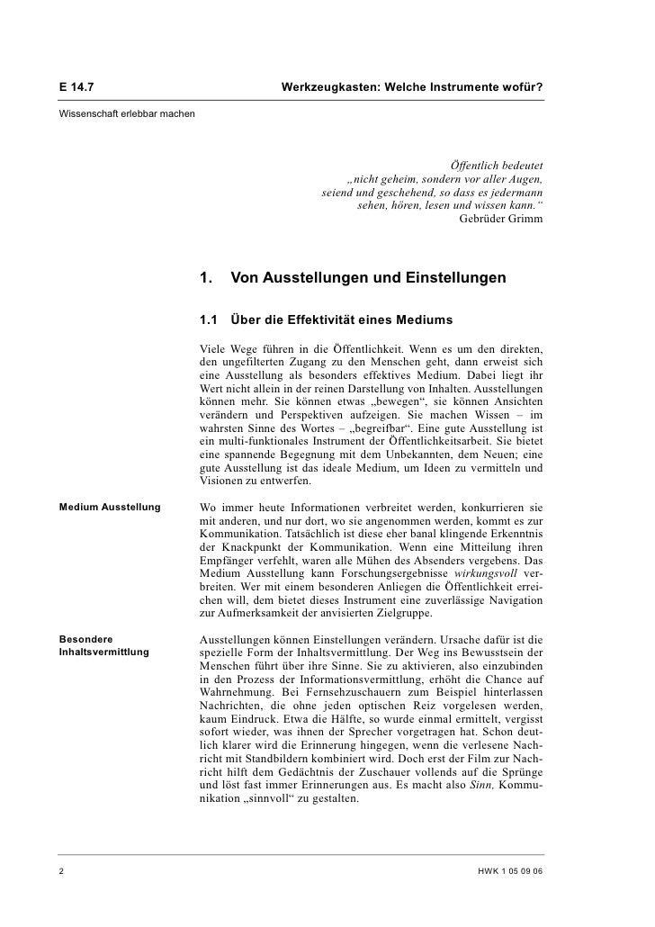 Dieter Hüsken: Ausgestellte Forschung Slide 2