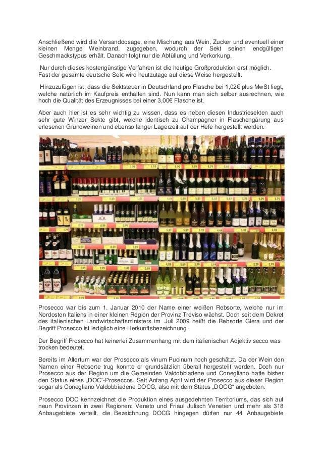 Anschließend wird die Versanddosage, eine Mischung aus Wein, Zucker und eventuell einer kleinen Menge Weinbrand, zugegeben...