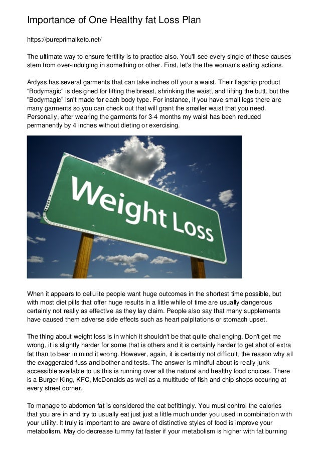 How to lose weight in shortest time