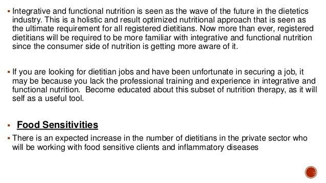 Dietitian Job Trends Careers