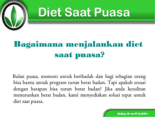 Diet Dengan Puasa Daud Dengan Cepat Yang Efektif dan Sehat