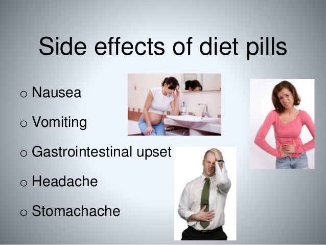 weight loss pills consequences of sin