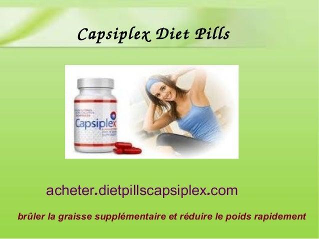 CapsiplexDietPills brûler la graisse supplémentaire et réduire le poids rapidement . .acheter dietpillscapsiplex com