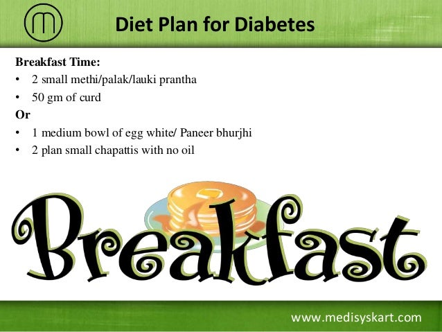 diabetic eating plan