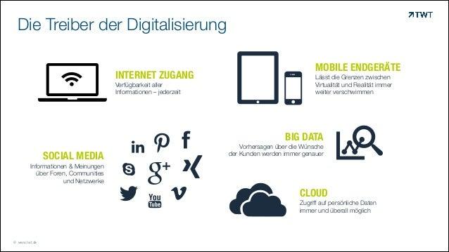 Die Treiber der Digitalisierung  .  SOCIAL MEDIA Informationen & Meinungen  über Foren, Communities  und Netzwerke  © ww...