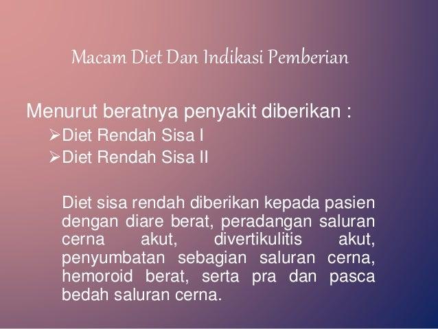 79216616 Diet Rendah Sisa