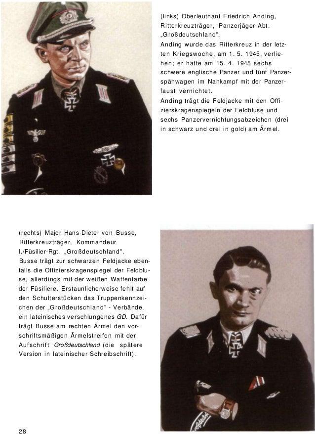 1934 Der Verbände Gepanzerten Panzertruppe Die Und Uniformen tQdshr