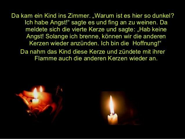 Die 4 Kerzen.Die Vier Kerzen Von Sofia