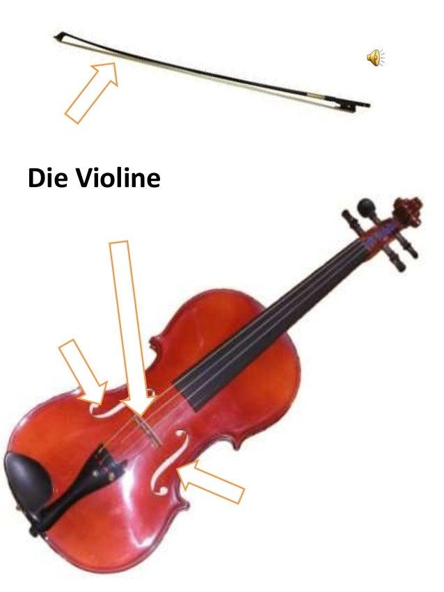 Die Violine Die Violine