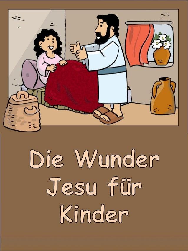 Jesus erstes Wunder in der Öffentlichkeit, er verwandelte Wasser in Wein Danach ging Jesus nach Kana, einer Stadt im Bezir...