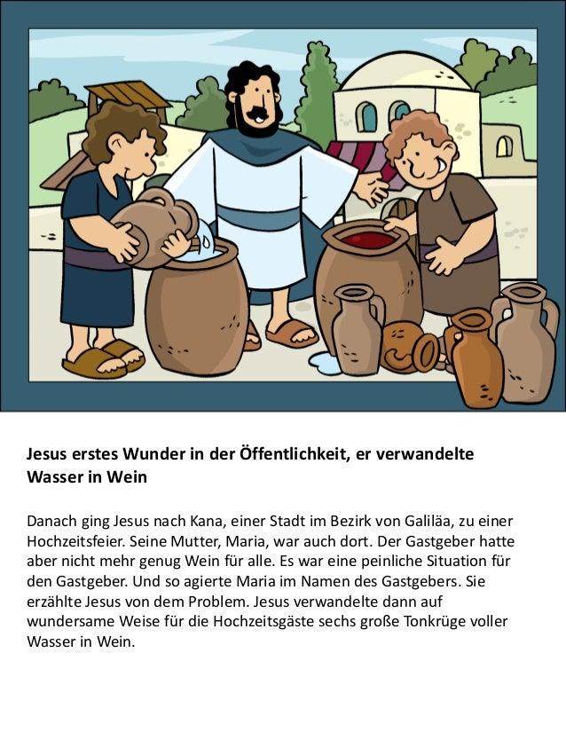 Die wunder Jesu für Kinder Slide 2