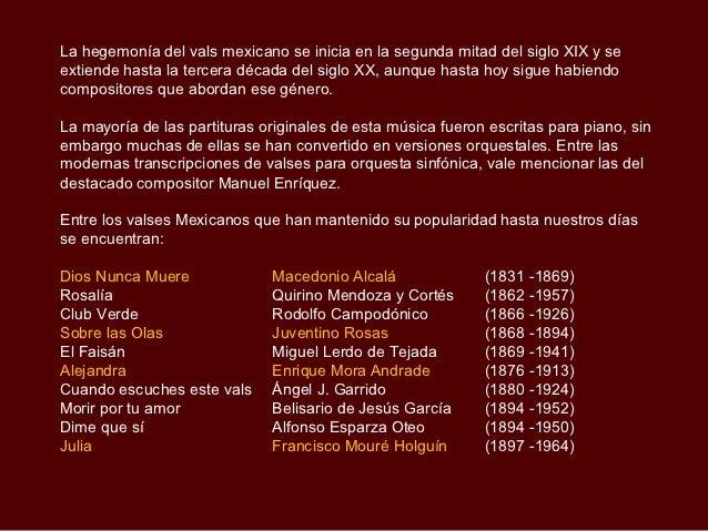 Diez Grandes Valses Mexicanos