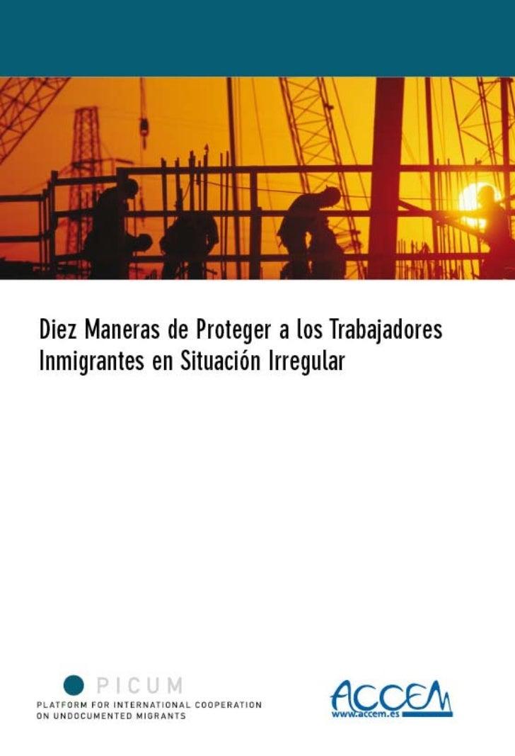 Este informe ha sido posible gracias a     la generosa ayuda del Fondo Alemán  Marshall de los Estados Unidos y de lassigu...