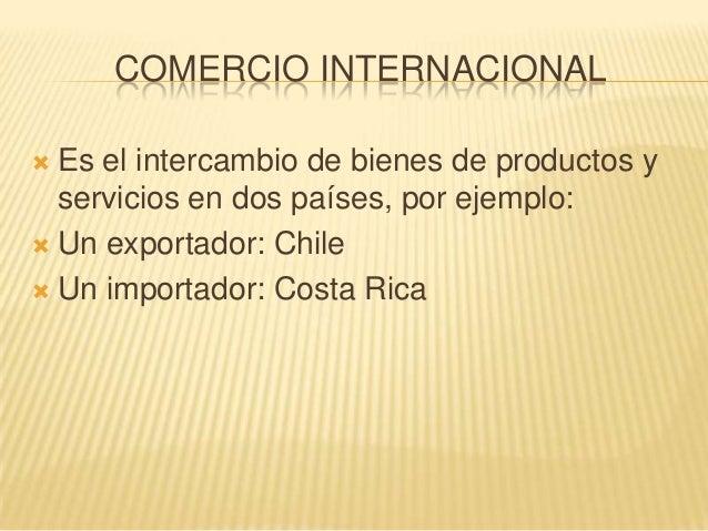 Que es el comercio internacional yahoo for Comercio exterior que es