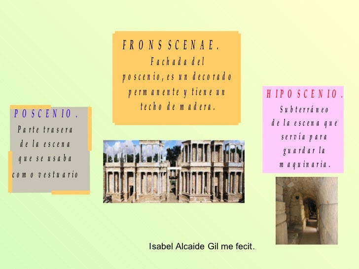 Diferencias Entre Matrimonio Romano Y Actual : Diferencias entre el teatro griego y romano