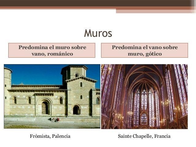 Diferencias arquitectura rom nica y g tica rebeca gasc n - Vano arquitectura ...