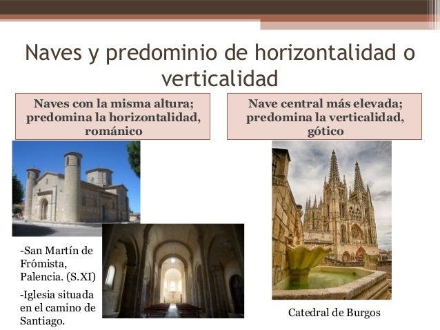 Diferencias Arquitectura Románica Y Gótica Rebeca Gascón