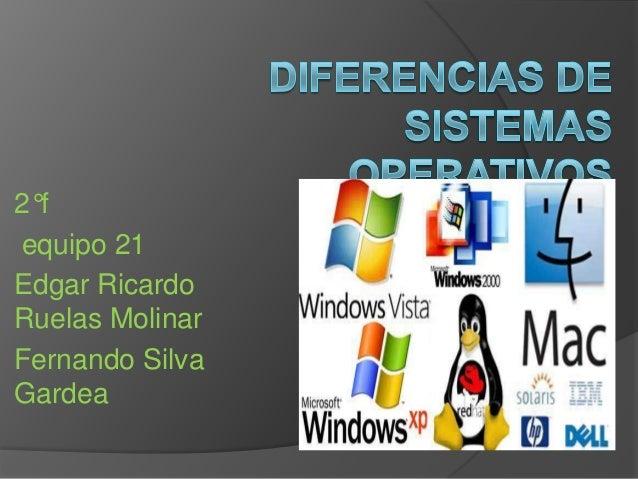2°fequipo 21Edgar RicardoRuelas MolinarFernando SilvaGardea