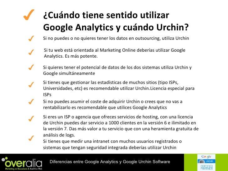 Diferencias entre google analytics urchin 6 y el nuevo for Diferencia entre licencia de apertura y licencia de actividad