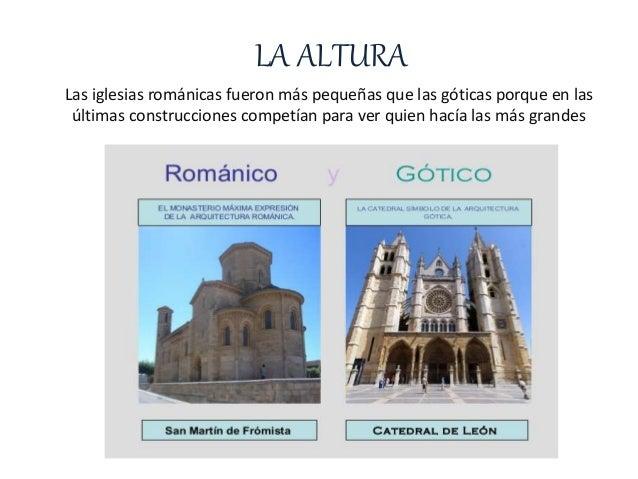 Diferencias entre la arquitectura rom nica y g tica Porque la arquitectura es tecnica