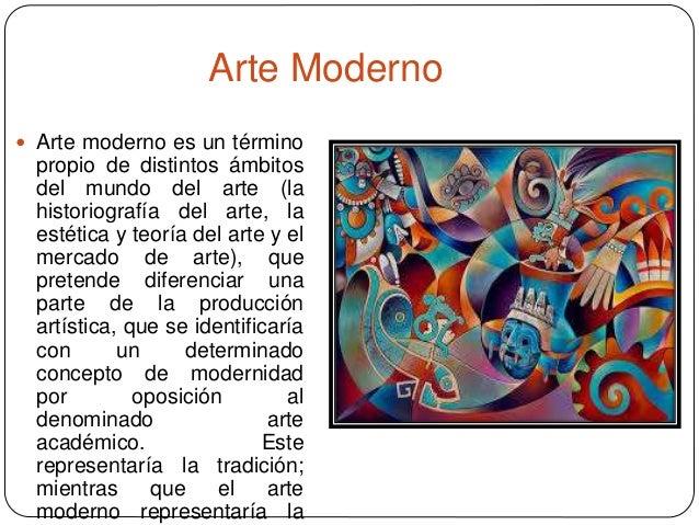 Diferencias entre lo moderno y contempor neo del arte for Simultaneo contemporaneo