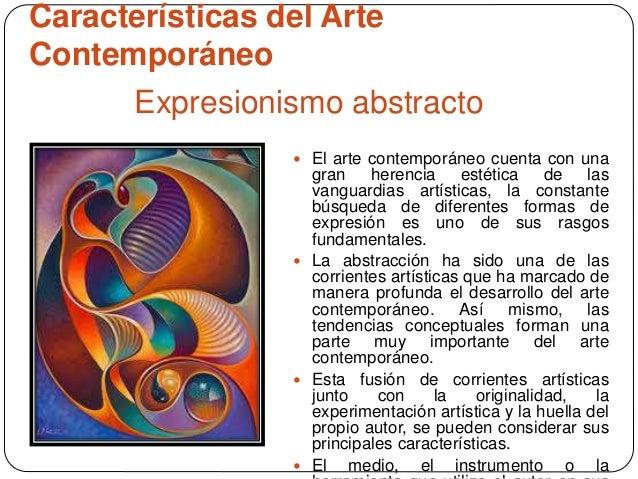 Diferencias entre lo moderno y contempor neo del arte for Que es el estilo contemporaneo