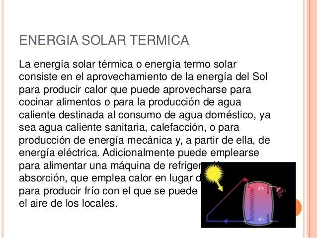 Diferentes fuentes de energ a no contaminantes - En que consiste la energia geotermica ...