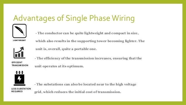 Stupendous Difference Between Single Phase Wiring And Three Phase Wiring Wiring Cloud Brecesaoduqqnet