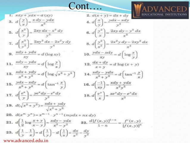 ADVANCED DIFFERENTIAL EQUATION EPUB DOWNLOAD