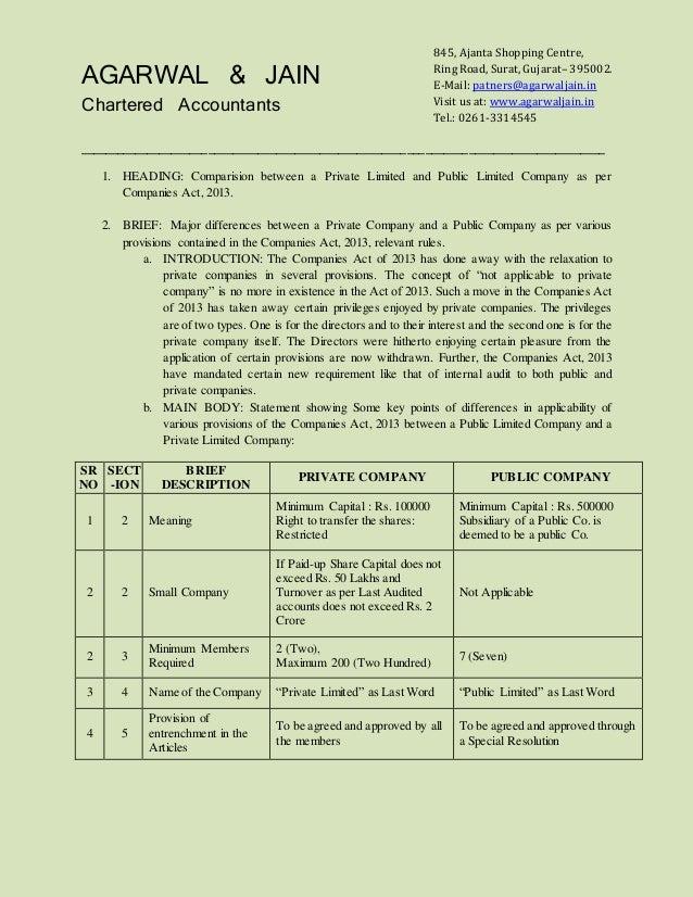 Companies Act 2013 Pdf Icai