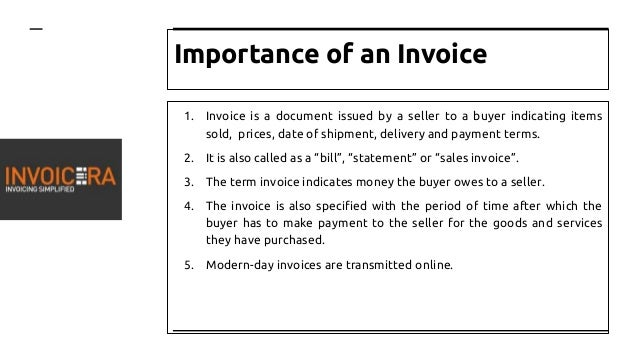 Difference Between A Purchase Order And An Invoice - Order invoices online