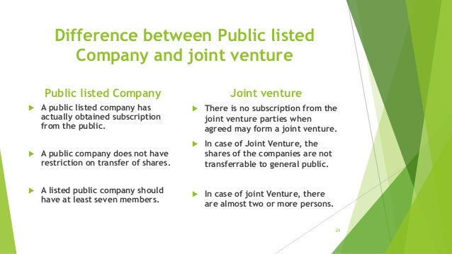 how to make difference between private and public companies