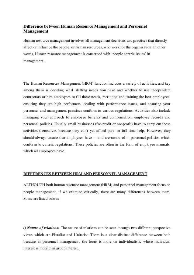 help with my human resource management term paper