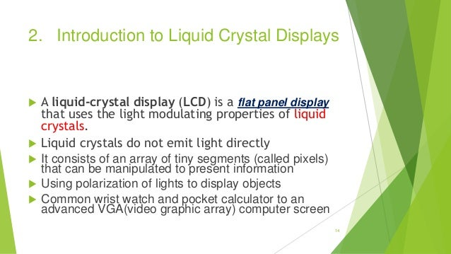 Difference between led & lcd