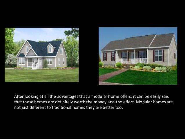 Modular homes vs traditional homes Modular home vs regular home