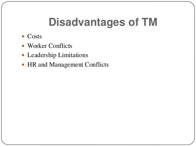 The Disadvantages of the Talent Management Programs