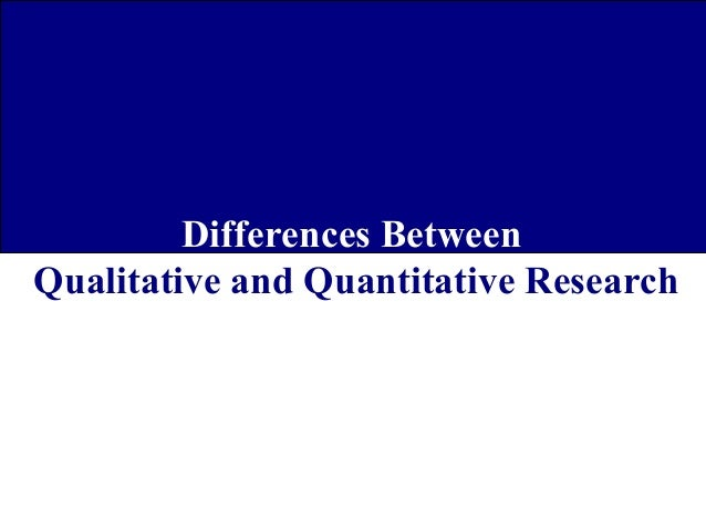 difference between quantitative and qualitative analysis pdf